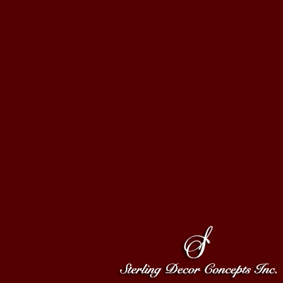 Oxblood swatch